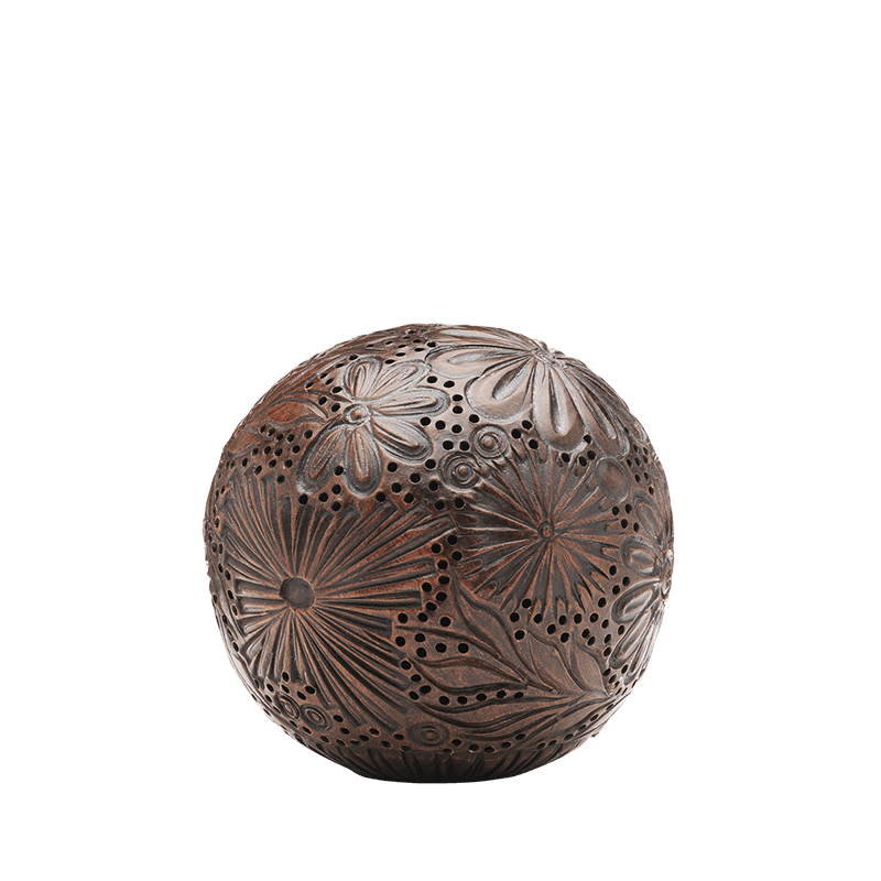 Amber balls home fragrance l 39 artisan parfumeur for Objet deco jardin metal