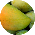 Fragrance Note: Green mango