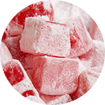 Fragrance Note: Turkish delight