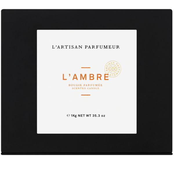 L'Ambre - Giant candle