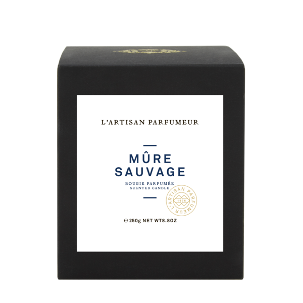Mûre Sauvage - 250g candle