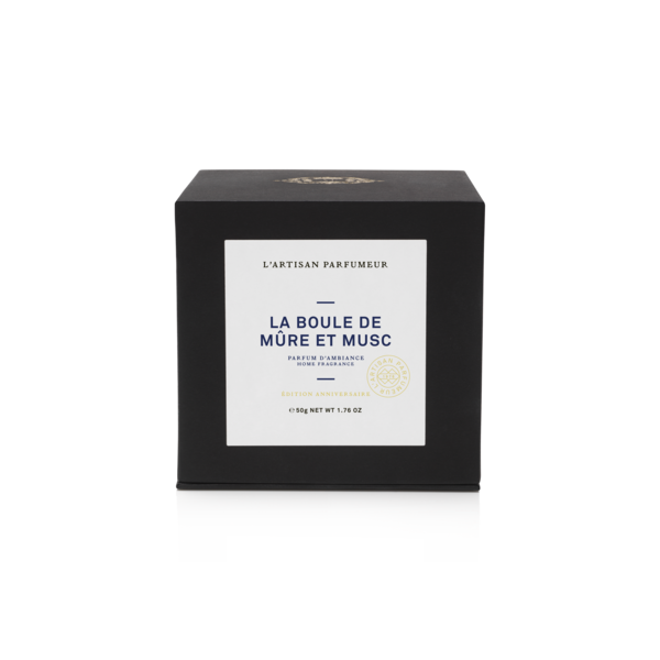 Mûre et Musc Ball 50g - Limited Edition