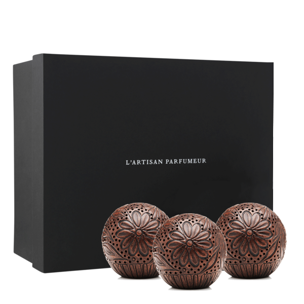 Amber Boules Set - Limited Edition