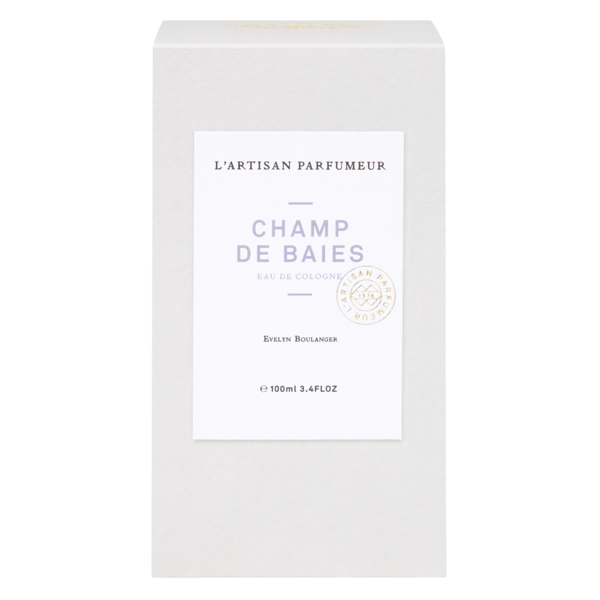 Champ de Baies - Eau de Cologne