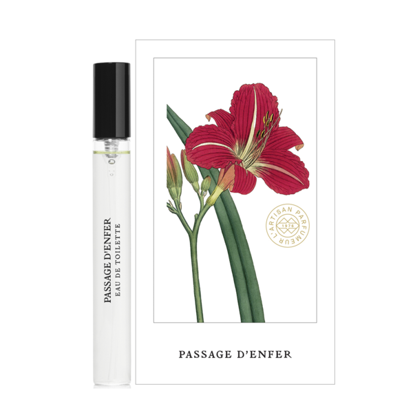 Passage d'Enfer - Eau de Toilette 10ml