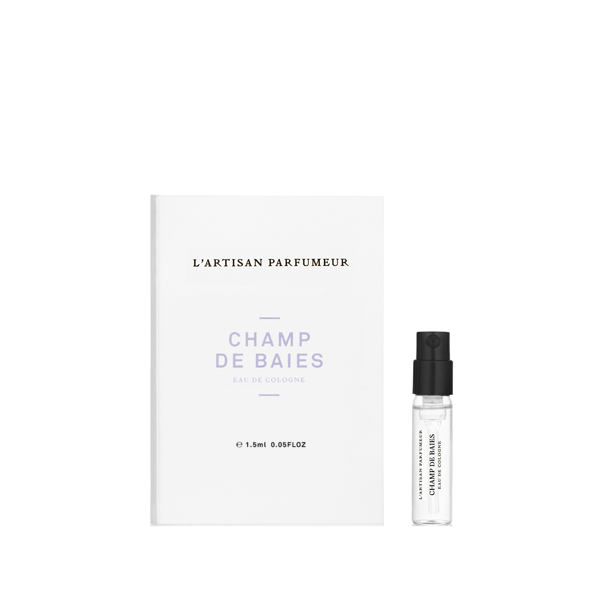 Champ de Baies - 1.5ml sample