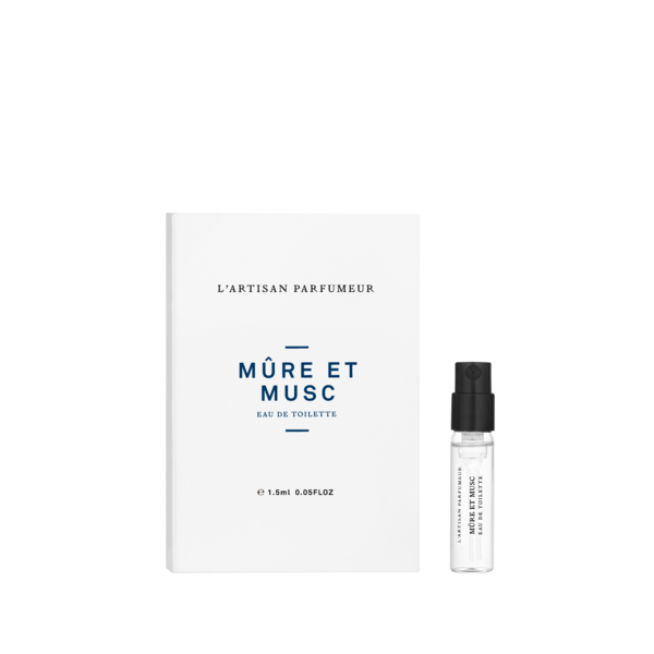 Mûre et Musc - 1.5ml sample
