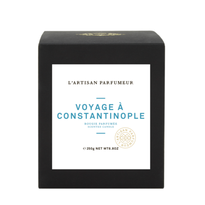 Voyage à Constantinople - candle