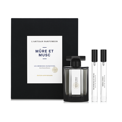 Mûre et Musc 40th Anniversary set - Limited Edition