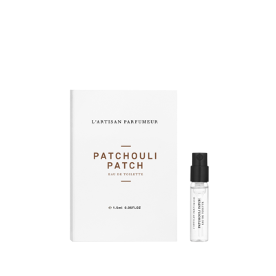 Patchouli Patch - 1.5ml sample