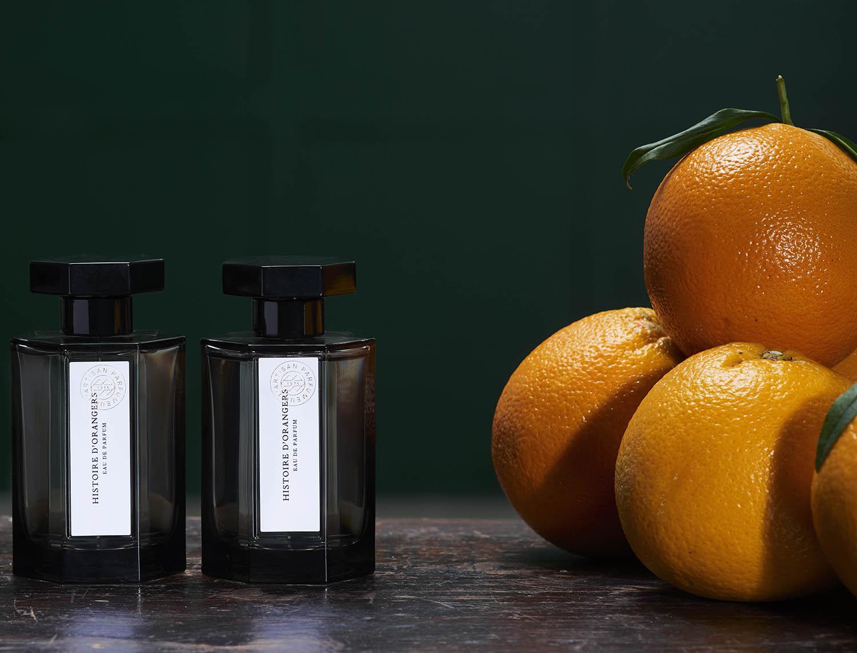 premium selection 43d3f b72f0 Histoire d'Orangers - Eau de Parfum
